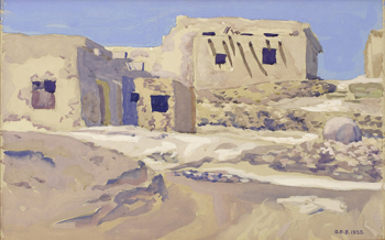 Painting the American Southwest: The Work of Otto Plaug