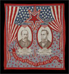 Presidential Campaigning Over the Decades: The Mark and Rosalind Shenkman Collection of Early American Campaign Flags
