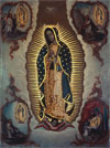 Virgin of Guadalupe: Images in Colonial Mexico