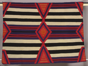 Third Phase Navajo Chief's Blanket