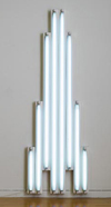 Light Works: Dan Flavin and Robert Irwin, Art from the 1960s