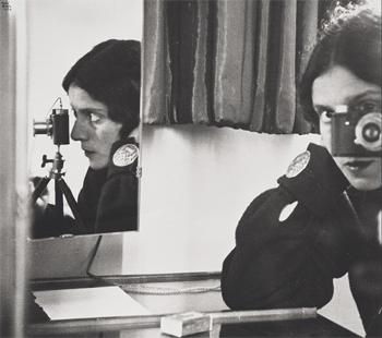 Self-Portrait with Leica, 1931,