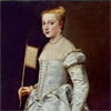Titian's Lady in White