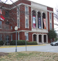 HICKORY MUSEUM OF ART