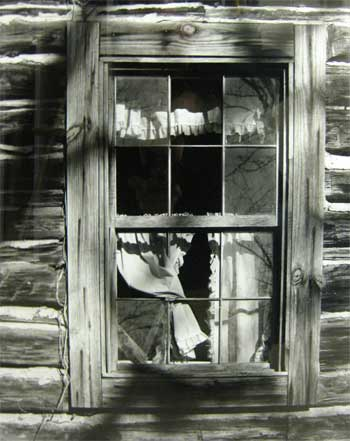 Cabin Window, 2002