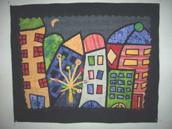 Exhibiton: Heritage Quilters of Huntsville Members' Exhibition