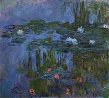 Nymphéas (Waterlilies), 1914–1915