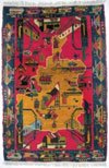 From Combat to Carpet: The Art of Afghan War Rugs