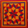 A SLICE OF CHEDDAR: Antique Pennsylvania Quilts