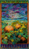 The Fabric Collage Quilts of Susan Carlson