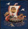 Dramatic Threads: Textiles of Asia