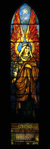 In Company With Angels: Seven Rediscovered Tiffany Windows