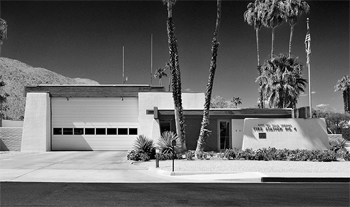 City of Palm Springs Fire Station No. 4, Palm Springs, 1974