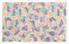 JASPER JOHNS, Hatching Pattern, 1976, aquatint and drypoint