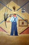 Working Over Wood: Recomposing the Grant Wood Murals